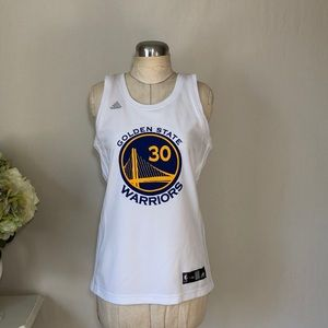 adidas NBA Warriors CURRY Women's Top